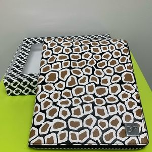 DVF IPad Giraffe Print Case